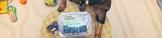 Natural Pet Treats to Keep the Peace + A Giveaway