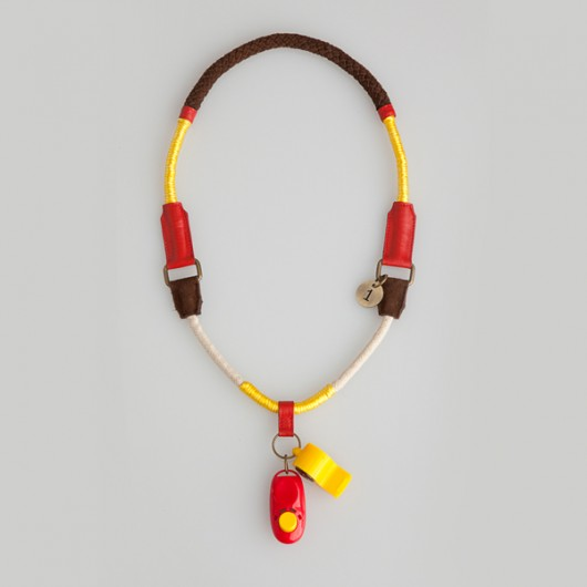 dog agility necklace - the life of ryley