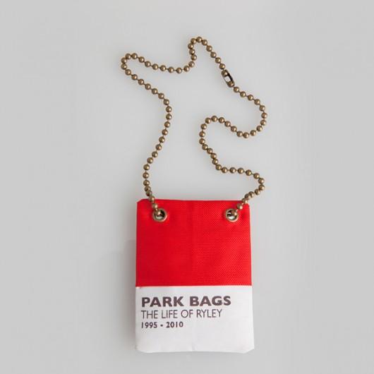 life of ryley - park bag necklace