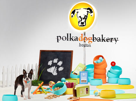 the polka dog bakery at target - ammo the dachshund