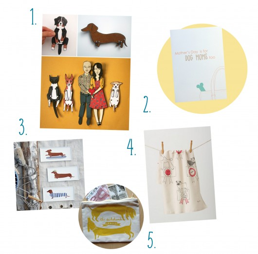 mothers day gifts for dog moms
