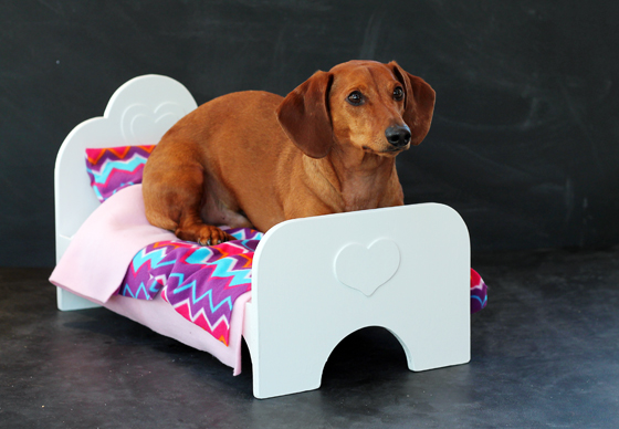Hello Dolly Dog Approved Diy Doll Beds Ammo The Dachshund