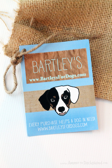 Bartley's for Dogs Review & Giveaway // Ammo the Dachshund