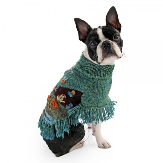 Friday Fetch: Peruvian Dog Sweaters