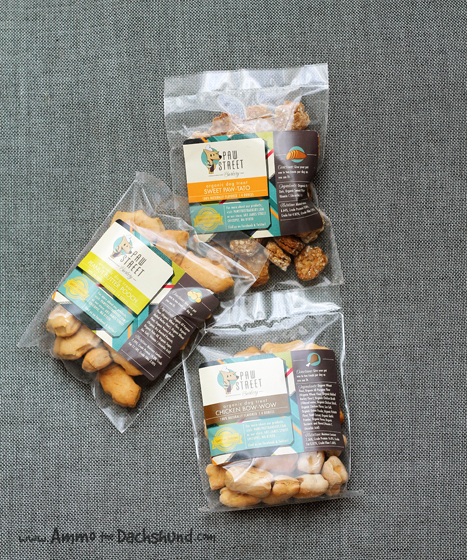 Paw Street Bakery Review & Giveaway // Ammo the Dachshund