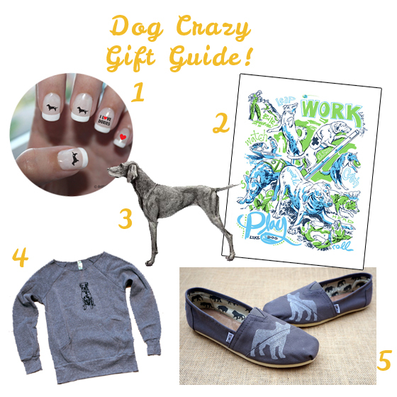 Dog Crazy Gift Guide // Ammo the Dachshund