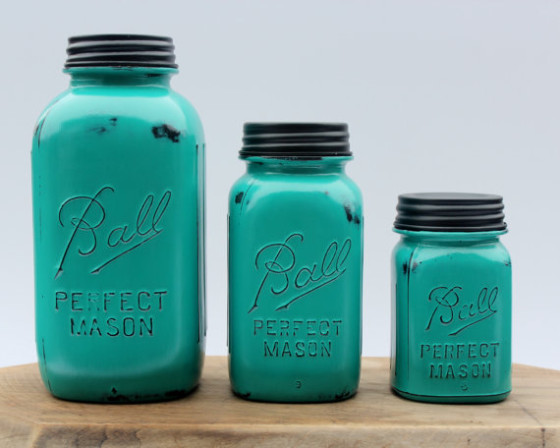 Friday Fetch: Mason Jar Cookie Containers // Ammo the Dachshund