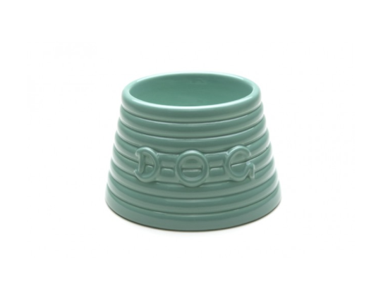 Friday Fetch: Bauer Pottery for Pets // Ammo the Dachshund